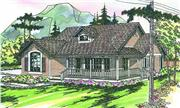 View house Plan#108-1565