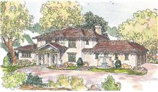 Main image for house plan # 13232