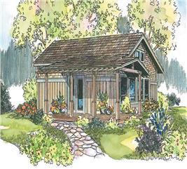 House Plan #108-1592