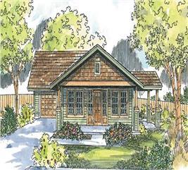 House Plan #108-1612