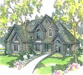House Plan #108-1619