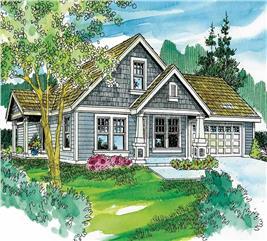 House Plan #108-1642