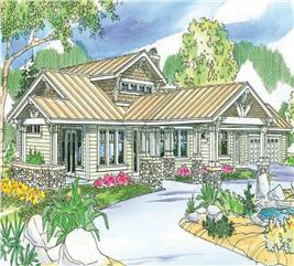 House Plan #108-1646