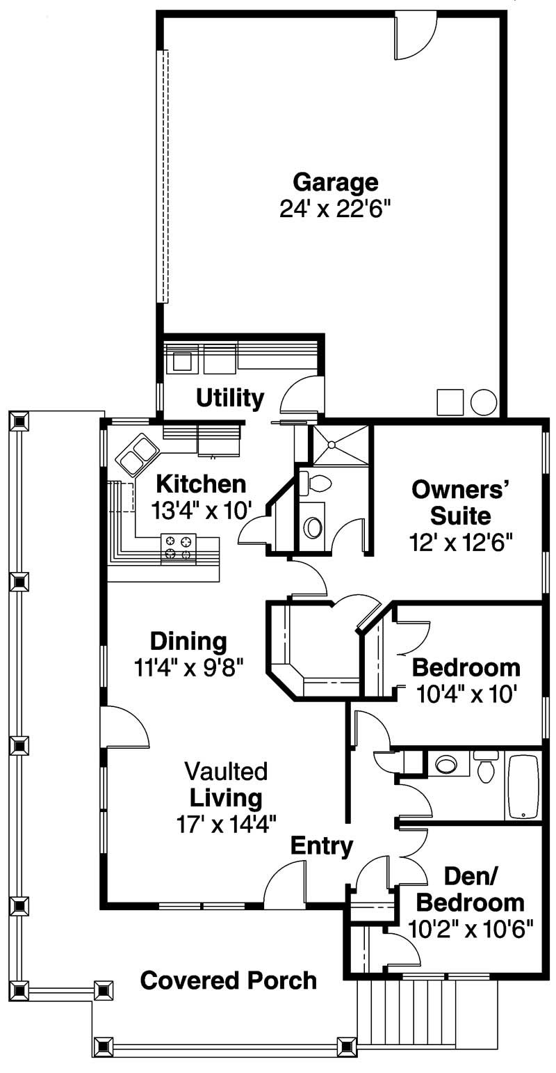 Floor Plan ADI-30-590