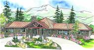 Main image for house plan # 13145