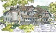 Main image for house plan # 13227