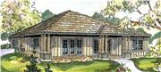 View house Plan#108-1694