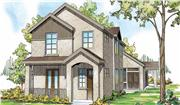 View house Plan#108-1697