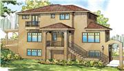 View house Plan#108-1698