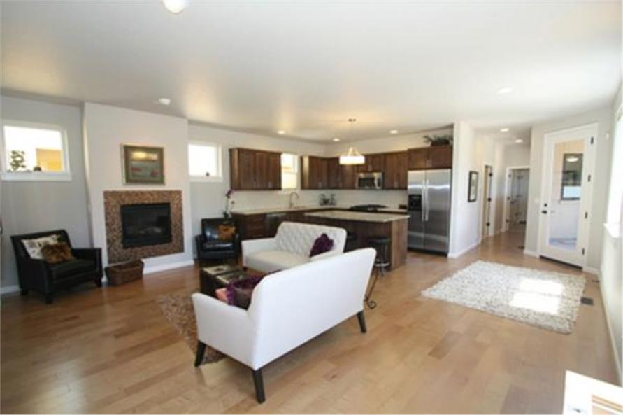 108-1708: Home Interior Photograph-Great Room