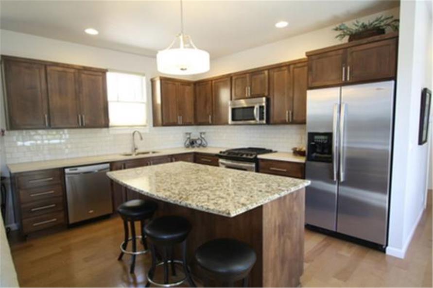 108-1708: Home Interior Photograph-Kitchen
