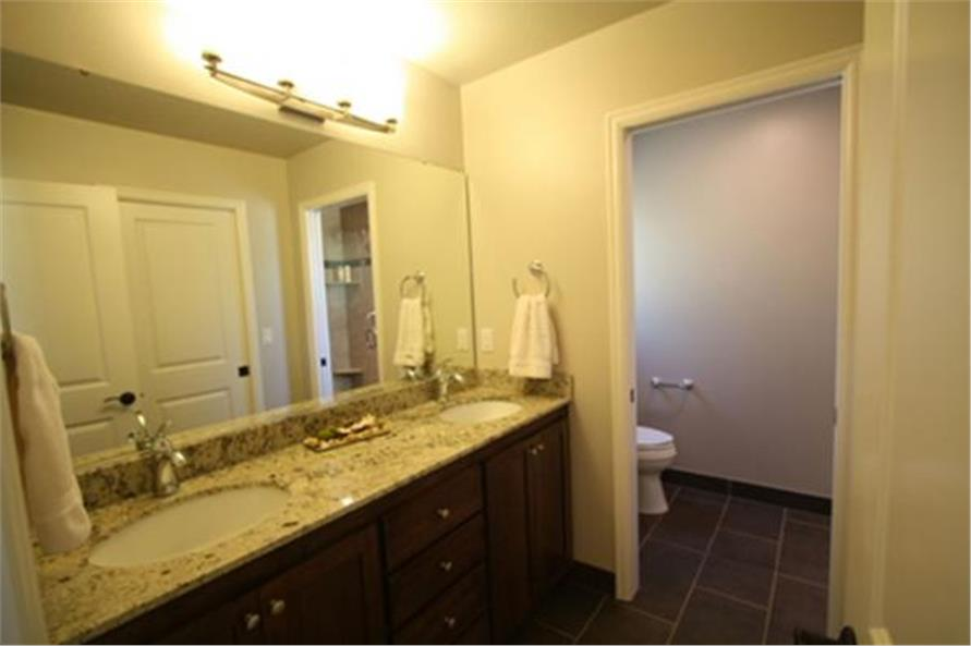 108-1708: Home Interior Photograph-Master Bathroom