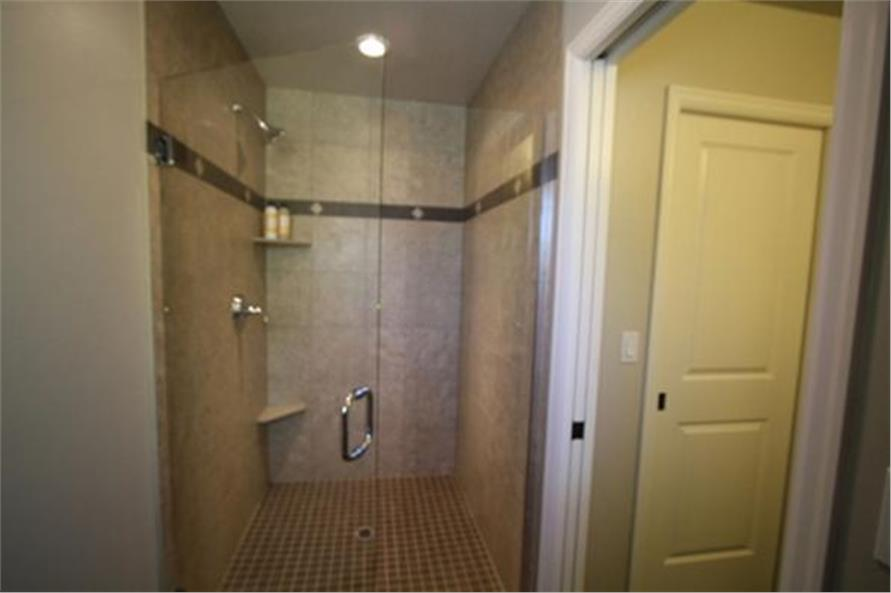 108-1708: Home Interior Photograph-Master Bathroom - Shower