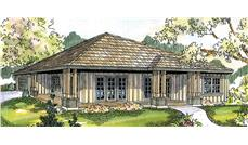 View New House Plan#108-1711