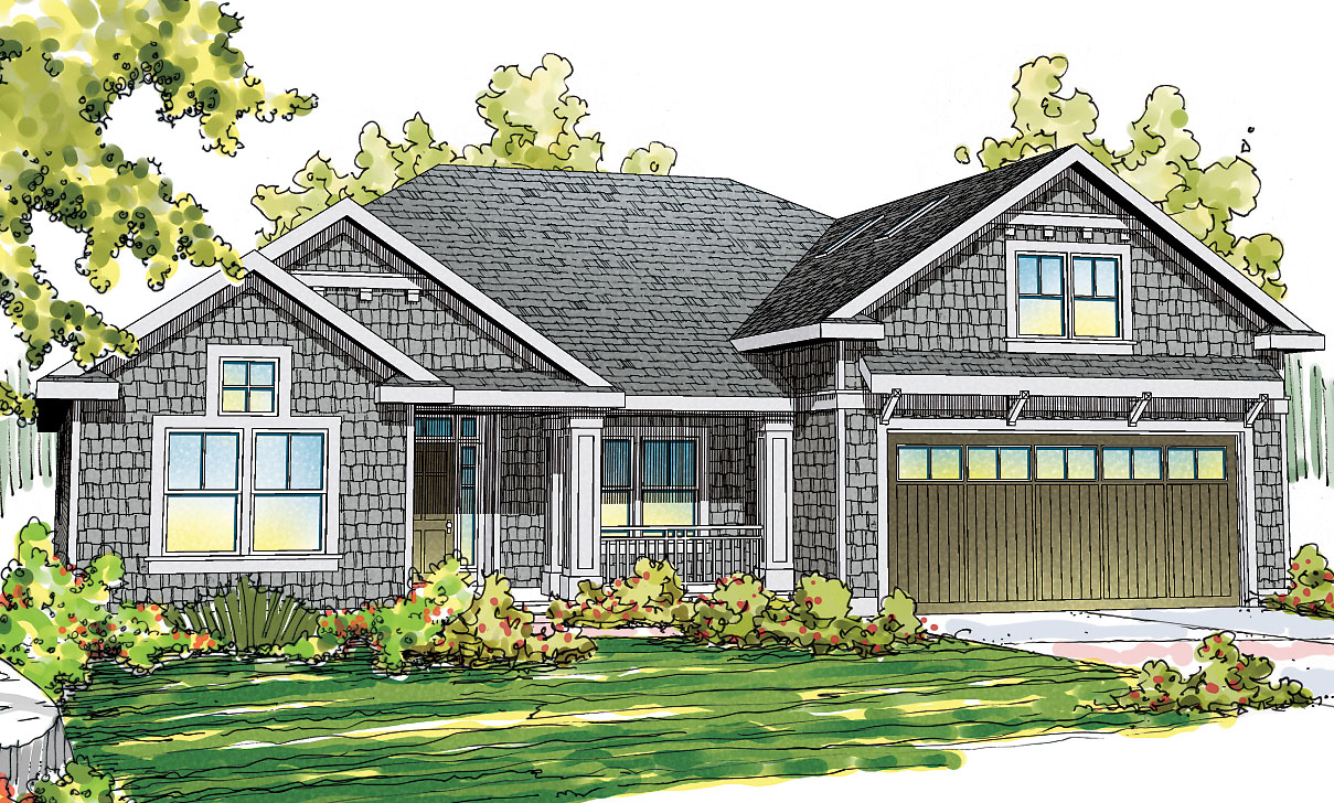 Shingle style cottage house plan 108 1715 3 bedrm 2320 for Shingle style cottage plans