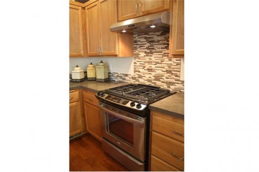 108-1718: Home Interior Photograph-Kitchen