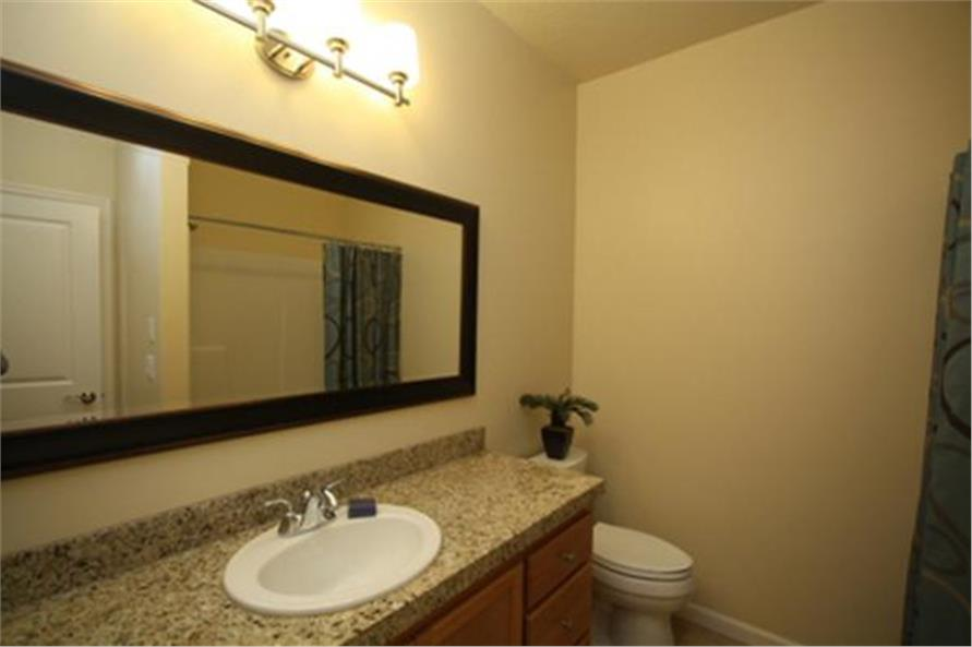 108-1718: Home Interior Photograph-Bathroom - Guest