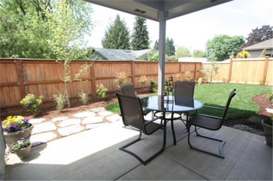 108-1718: Home Exterior Photograph-Patio