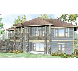 House Plan #108-1744