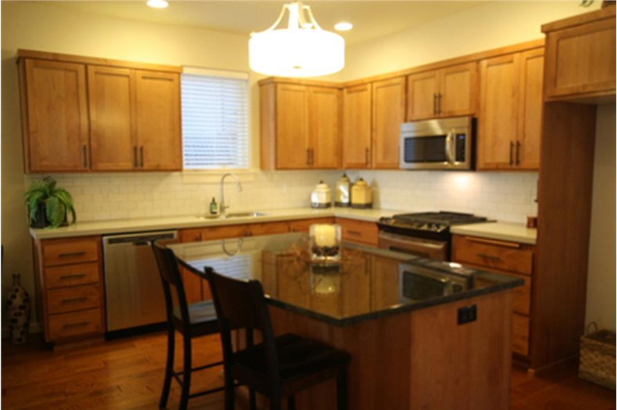 108-1748: Home Interior Photograph-Kitchen