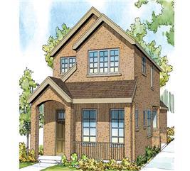 House Plan #108-1749