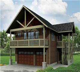 House Plan #108-1784