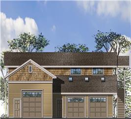 House Plan #108-1785