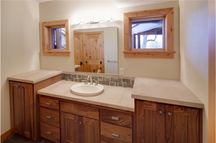 108-1788: Home Interior Photograph-Bathroom