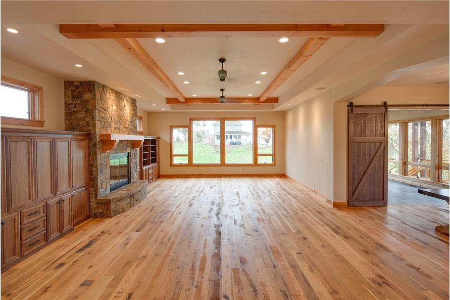 108-1788: Home Interior Photograph-Great Room