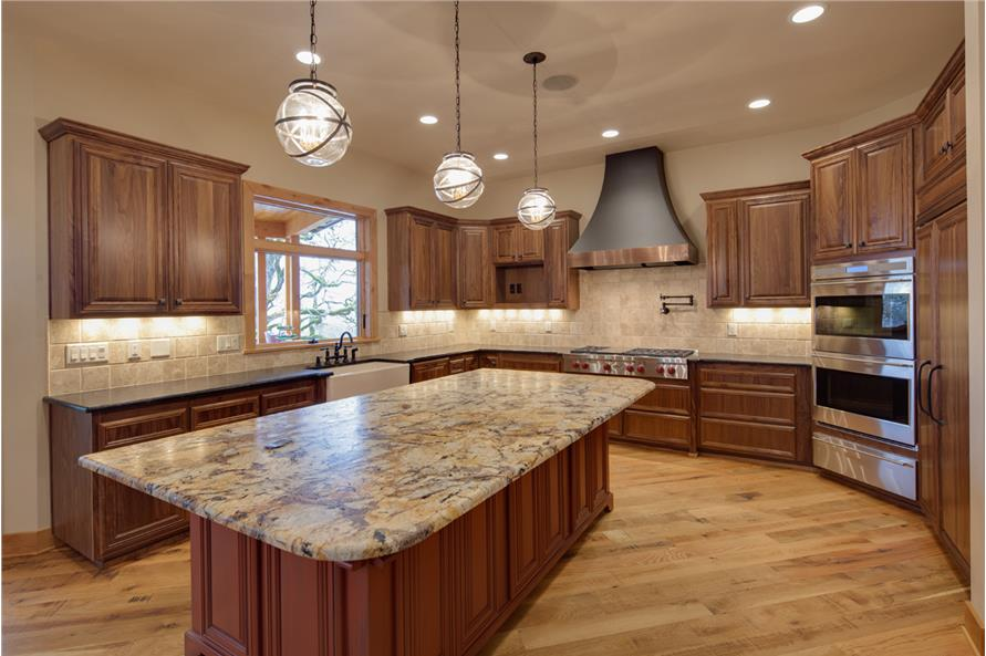 108-1788: Home Interior Photograph-Kitchen