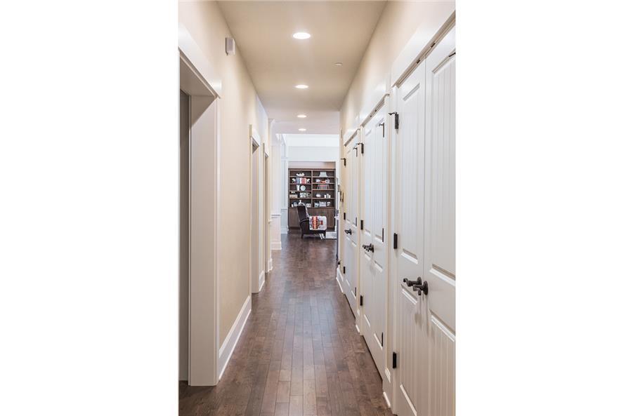 108-1789: Home Interior Photograph-Entry Hall
