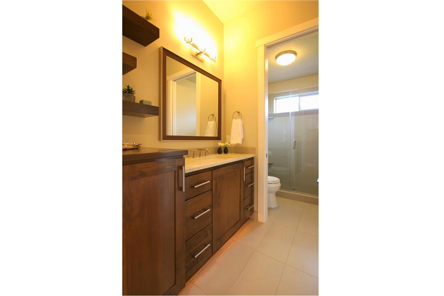 108-1791: Home Interior Photograph-Bathroom