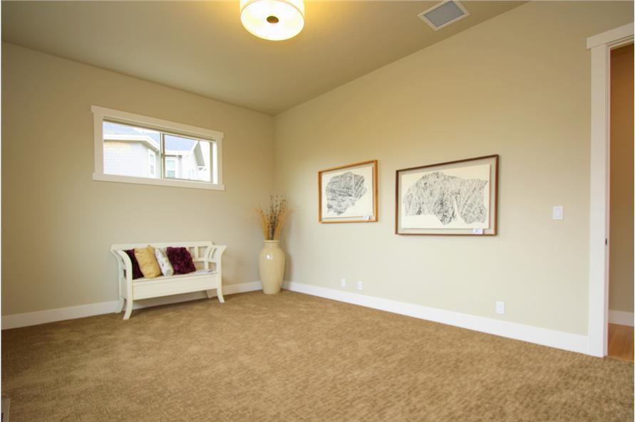 108-1791: Home Interior Photograph-Home Office: Den