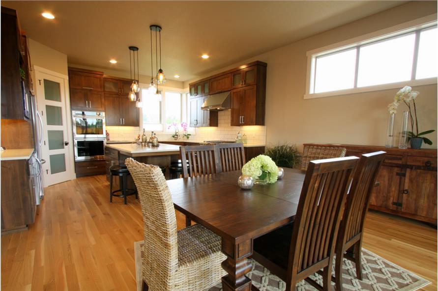 108-1791: Home Interior Photograph-Kitchen