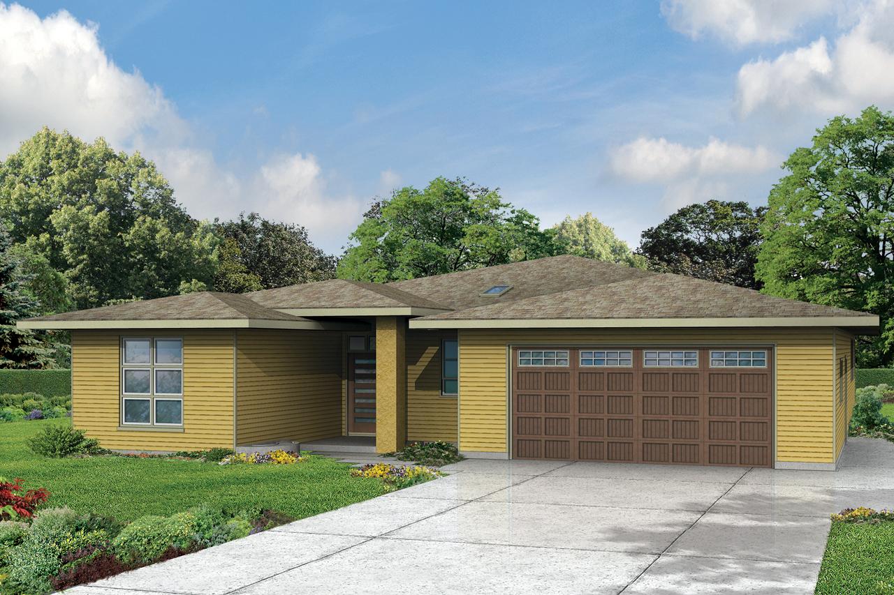 Prairie House Plan 108 1792 3 Bedrm 2279 Sq Ft Home