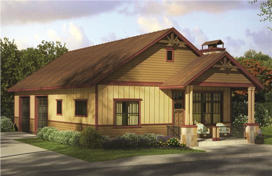 House Plan #20-058