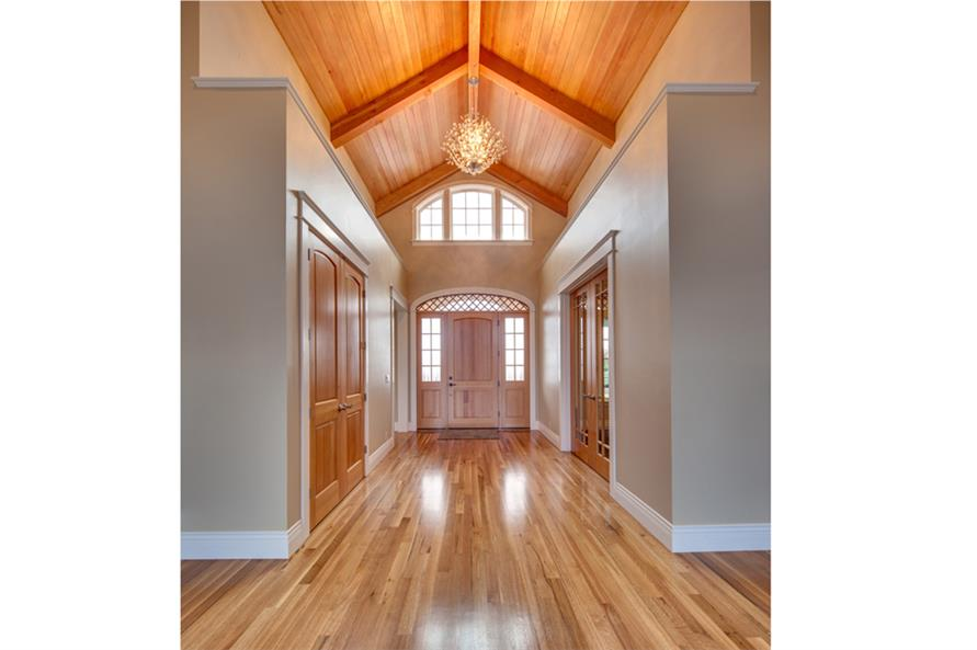 Entry Hall: Foyer of this 3-Bedroom,4568 Sq Ft Plan -4568