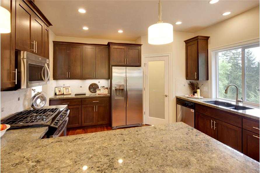 Kitchen of this 3-Bedroom,2013 Sq Ft Plan -2013