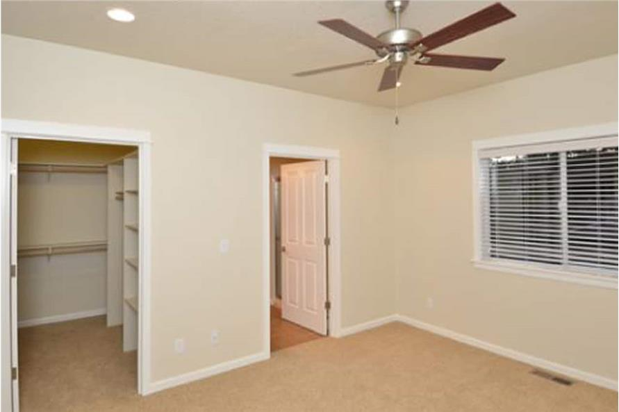 Master Bedroom of this 4-Bedroom,1716 Sq Ft Plan -1716