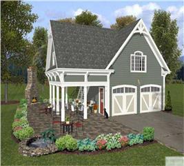 House Plan #109-1000