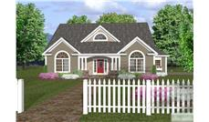 View New House Plan#109-1005
