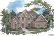 View house Plan#109-1007