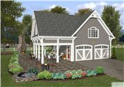 View house Plan#109-1008
