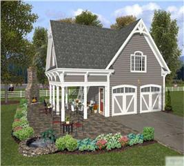 House Plan #109-1008