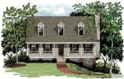 View house Plan#109-1009