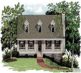 House Plan #109-1009