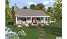 View New House Plan#109-1010