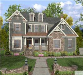House Plan #109-1019