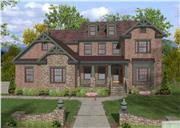 View house Plan#109-1022