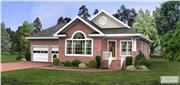 View house Plan#109-1026